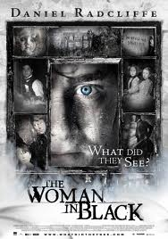 Movie poster for The Woman in Black, 2012