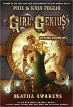 Girl Genius Color Omnibus Vol. 1