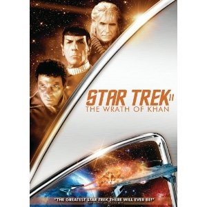Star Trek II: The Wrath of Khan cover, 2009 reissue