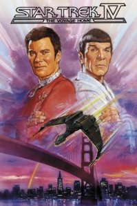 Star Trek IV cover