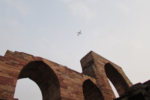 Arches in the Qutab Minar complex